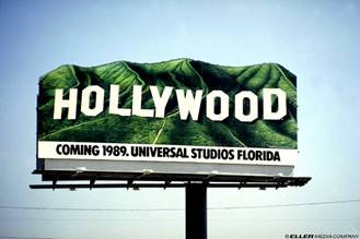 Hollywood Billboard