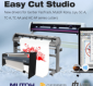 Easy Cut Studio Works with More Than 500 Cutters