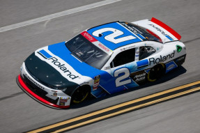 Richard Childress Racing Driver Tyler Reddick to Seek Second NASCAR Xfinity Series Win Driving No. 2 Chevy With a Full Roland Wrap