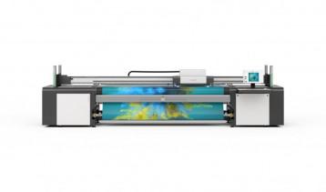 Karibu: Roll to roll printer debut in North America at PRINTING United