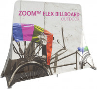 Zoom Flex Billboard, ORBUS INTRODUCES NEW ZOOM™ FLEX BILLBOARD & ZOOM™ FLEX TENT