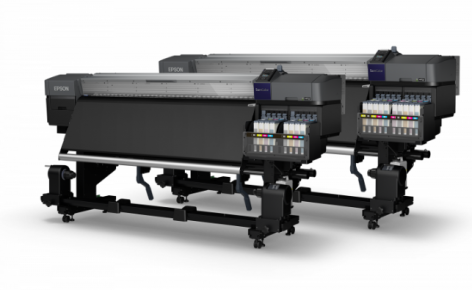 The Epson SureColor F9470 Series, 4- and 6-color models.