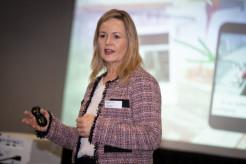 Sonja Mechling, CMO of Heidelberger Druckmaschinen AG.