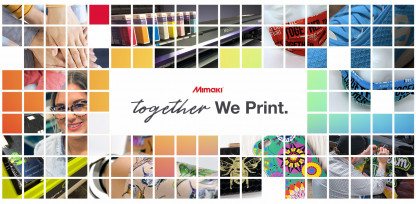 Together we Print Logo