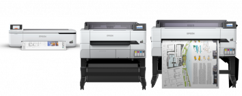 New Epson SureColor T-Series