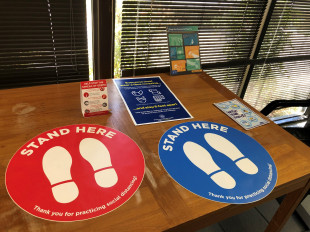 AlphaGraphics provides innovative solutions as Bay Area businesses prepare to reopen.