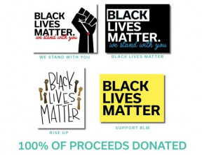 Mailworks #blacklivesmatter decals