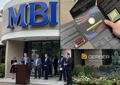 Gerber Technology honored by the U.S. Mint