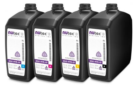 NUtec Digital Inks for EFI UV printers.