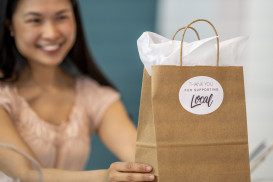 make it an experience to shop local