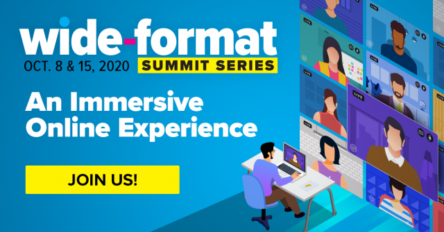 Wide-format Summit Series 2020