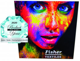 Fisher Textiles 2020 Product of the Year