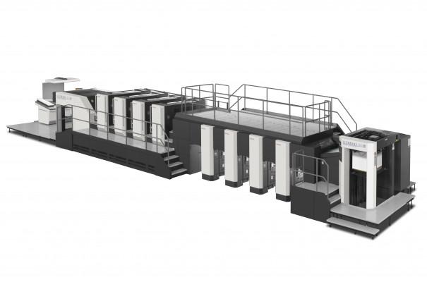 Komori GLX40RP Double-Sided Press — Komori America Corporation
