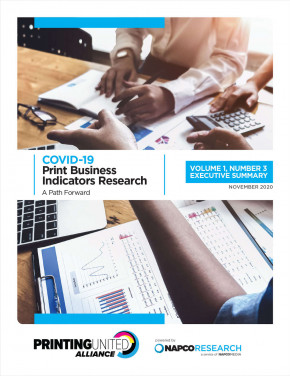 COVID-19 Print Business Indicators 1-3 Cover