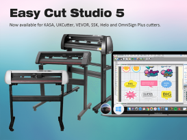 Easy Cut Studio 5