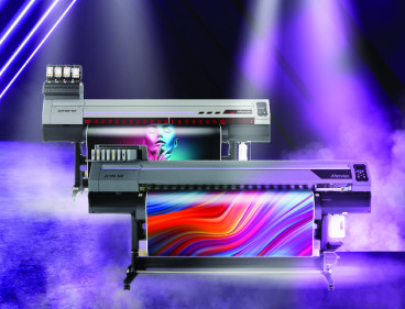 Mimaki Launches 100 Series large-format printer