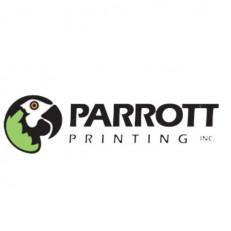 Parrott Printing logo