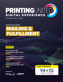 PRINTING United Digital Experience Day 9