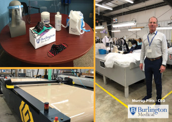 Gerber Technology partners with Burlington Medical