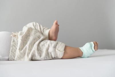 smart sock technology for infants