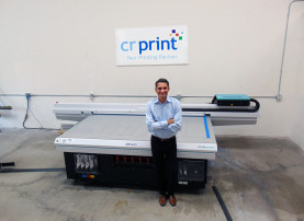Two Acuity LED presses helped CR Print grow during the global pandemic.