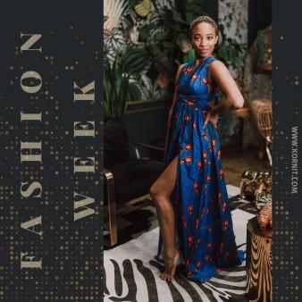 Kornit Fashion Week