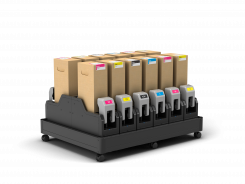 Epson SureColor F10070H ink system
