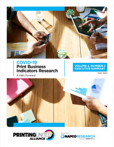 COVID-19 Print Business Indicators Research cover