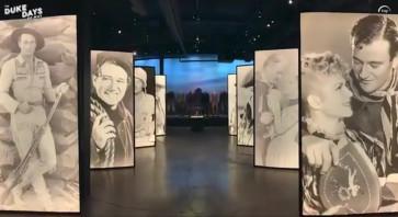 SpeedPro Dallas helped bring the John Wayne museum to life.