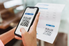 QR codes are one way to add function.