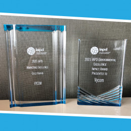 Vycom receives IAPD Environmental Impact Award