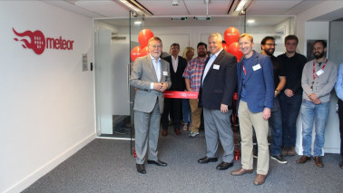 Meteor Inkjet expands facilities.