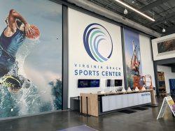 Sports Center Wall Art