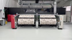 InterioJet 3300 water-based printing press