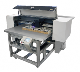 The Azon Matrix UV-curable inkjet flatbed printer extends productivity and creativity for wide-format market.