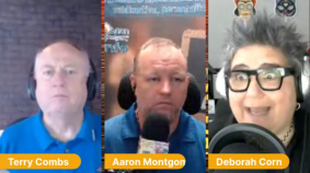 Deborah Corn joined the hosts of 2 Regular Guys podcast to talk about PRINTING United.