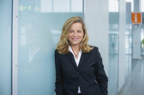 drupa director Sabine Geldermann on move of global printing industry trade show to April 2021, due to coronavirus.