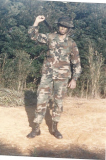 Eric Lazar was a former Sergeant and U.S. Marine Corps veteran serving as an Intelligence Analyst from 1986-1994.