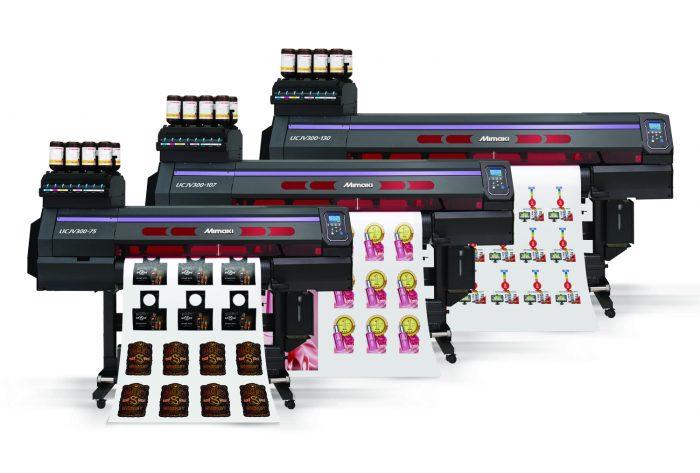 Mimaki UCJV 3 Printers
