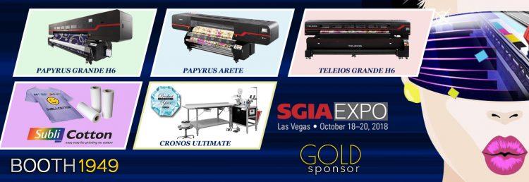 Media One SGIA Expo