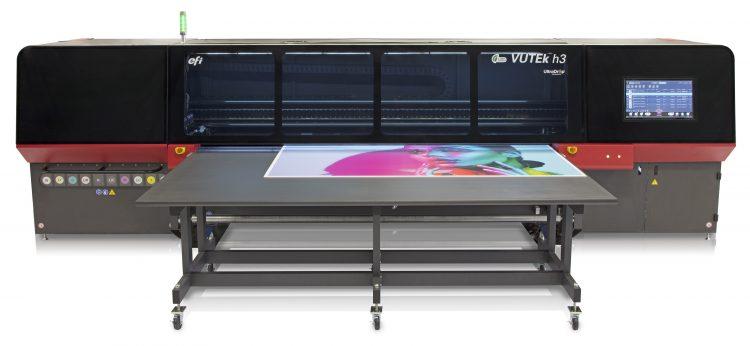 EFI VUTEk h3 printer