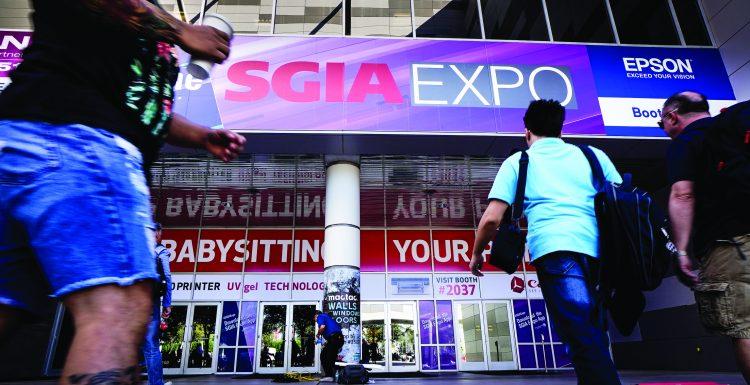 2018 SGIA Expo
