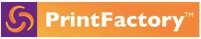 PrintFactory Logo