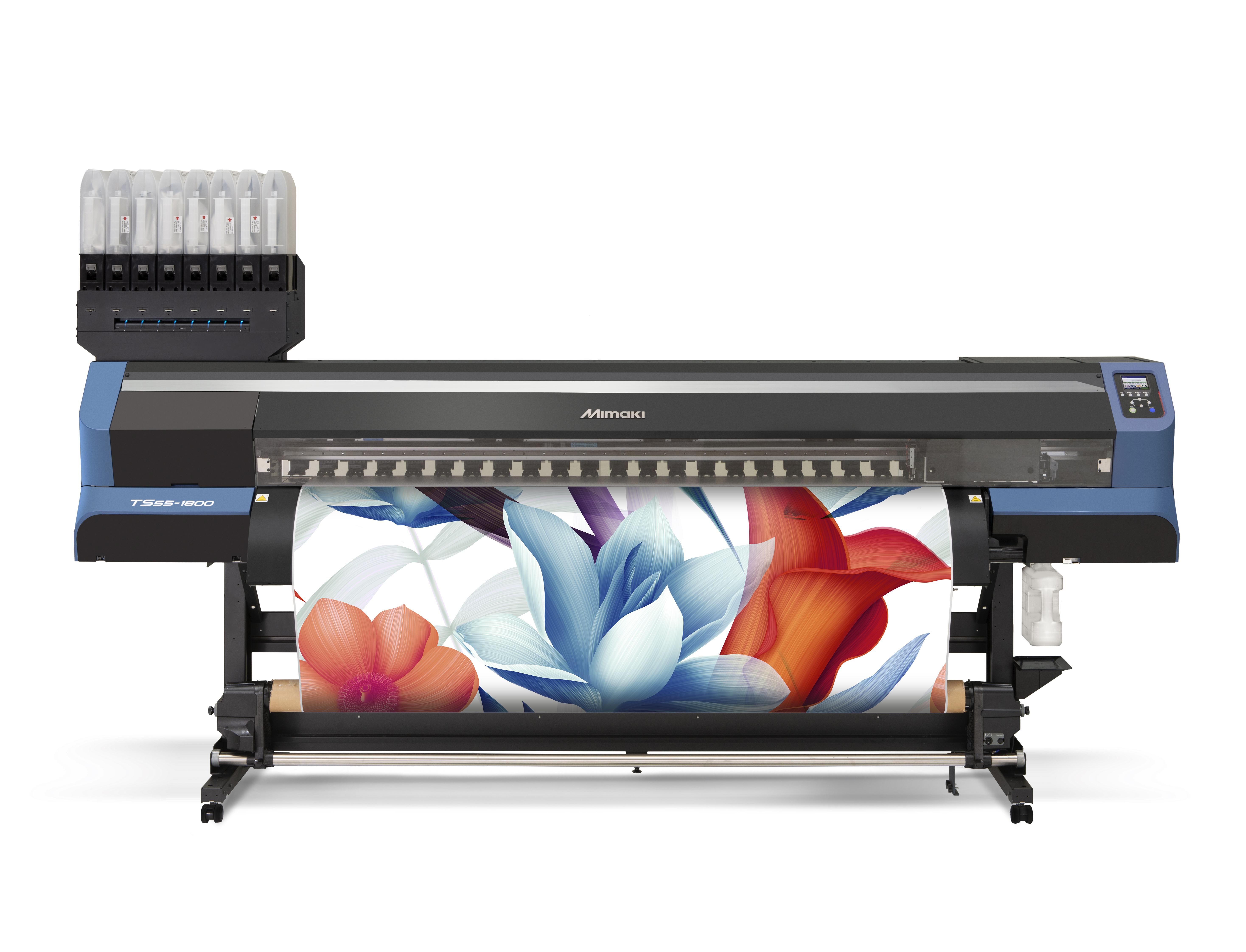 TS55-1800 Dye-Sublimation Transfer Inkjet Printer