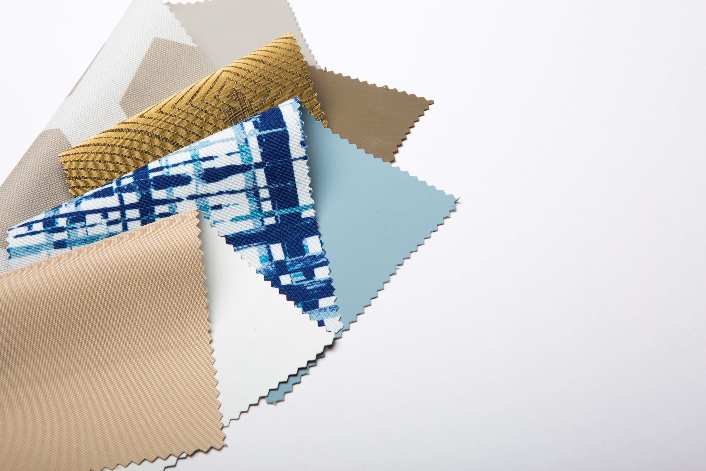 Light Blocking Fabric Samples