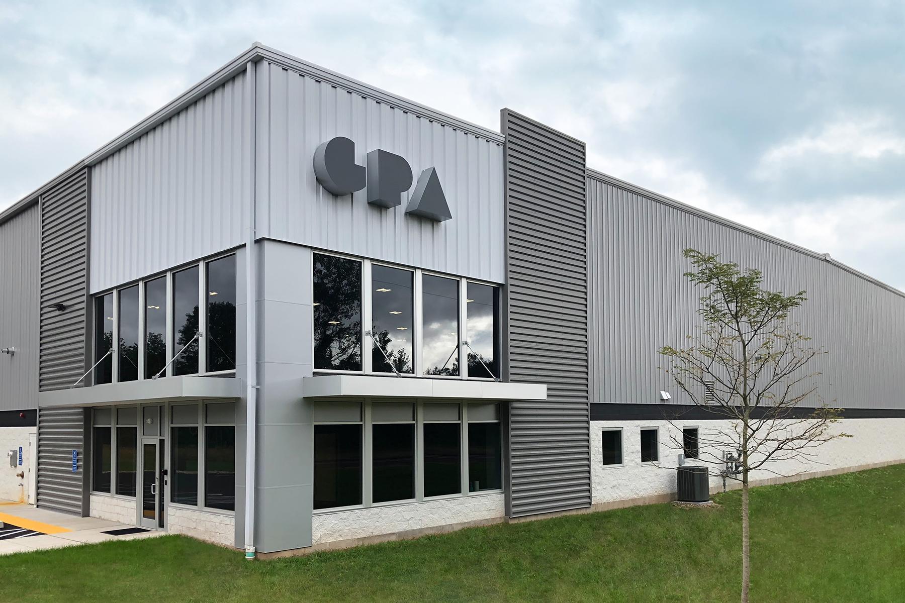 GPA CT Building