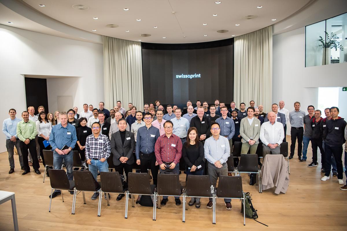 swissQprint partners 2018