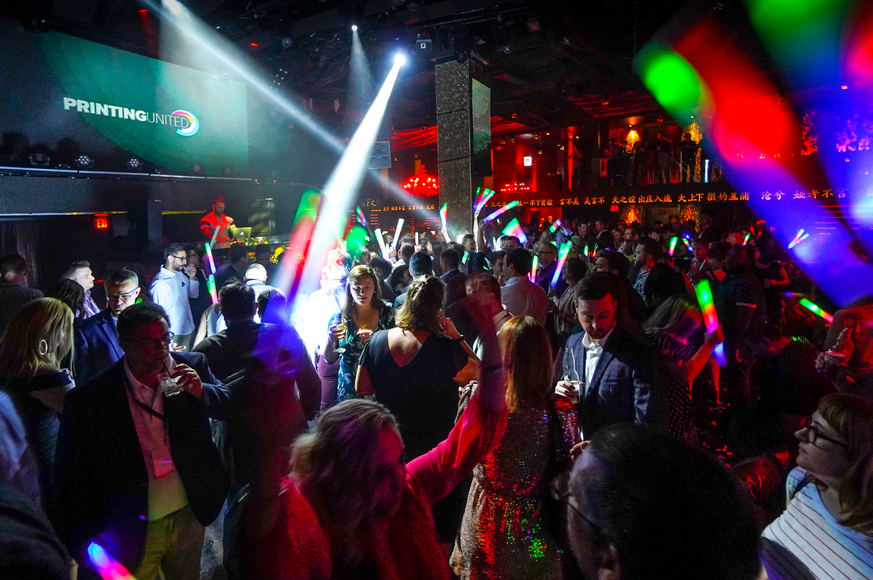 Tao Nightclub SGIA 2018