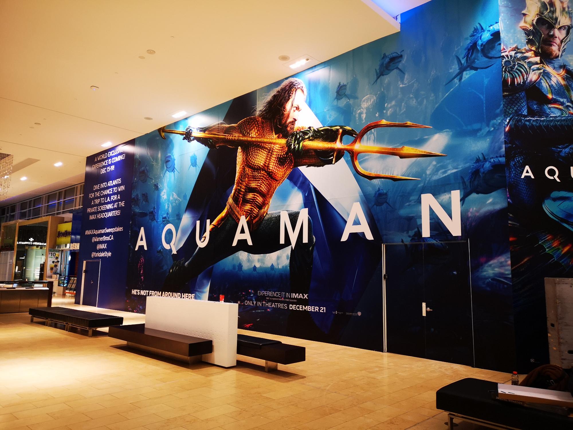 Drytac Aquaman