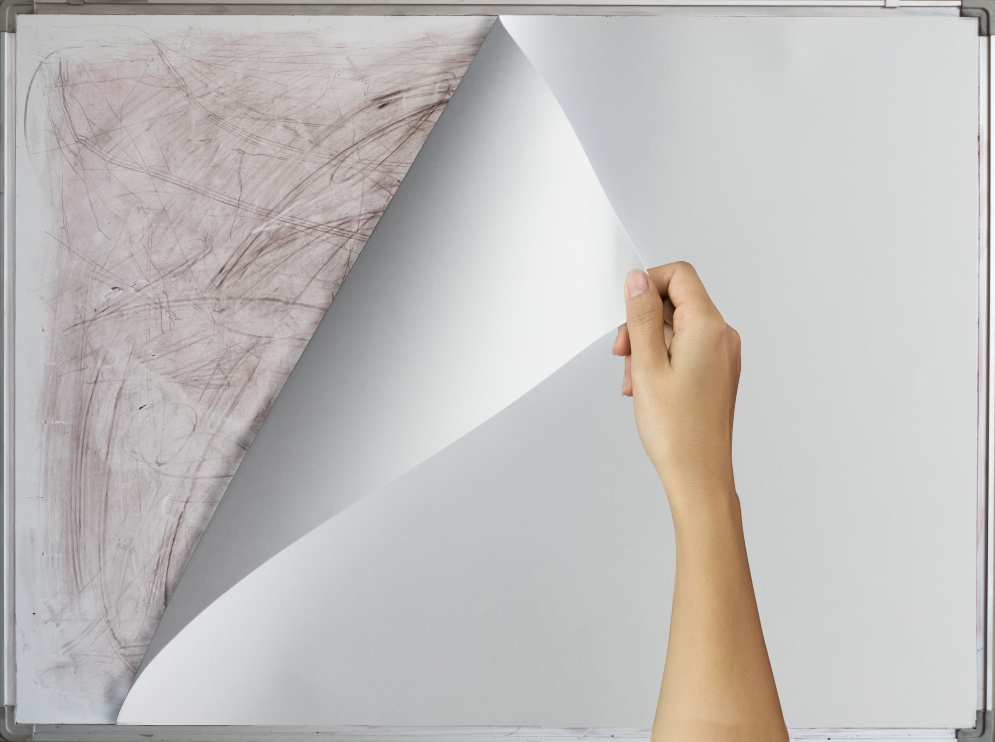 Dry Erase Film by Drytac